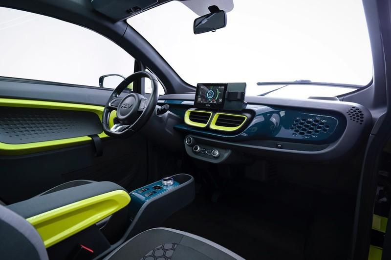 台幣26萬、電池交換、3D列印《XEV YOYO》電動車 超越《Citroen Ami》(二)