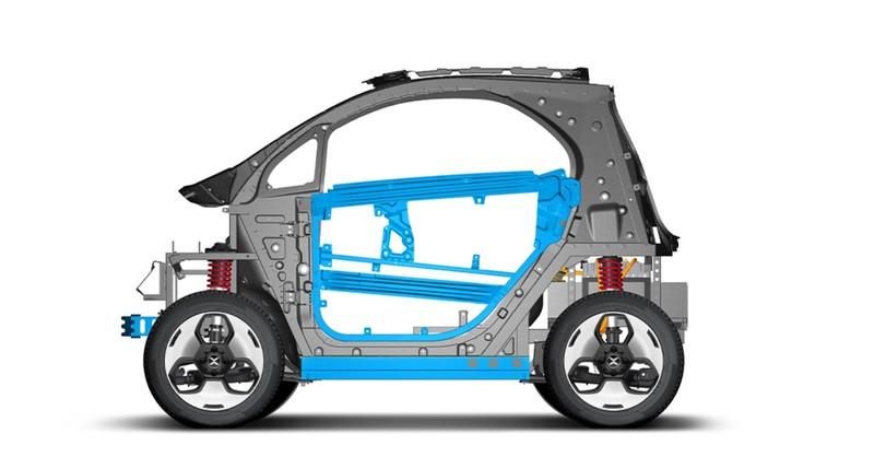 說好的3D列印 卻變成鋼板焊接車體!《Nissan》解釋關鍵在哪裡