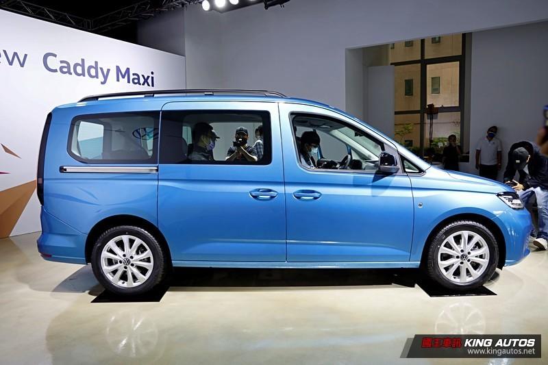 變成德國車!大改款《Ford Tourneo Connect》預計明年發表