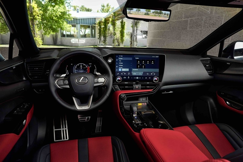 大改款《Lexus NX 450h+》確定導入台灣  首款純電休旅《UX 300e》也在名單中