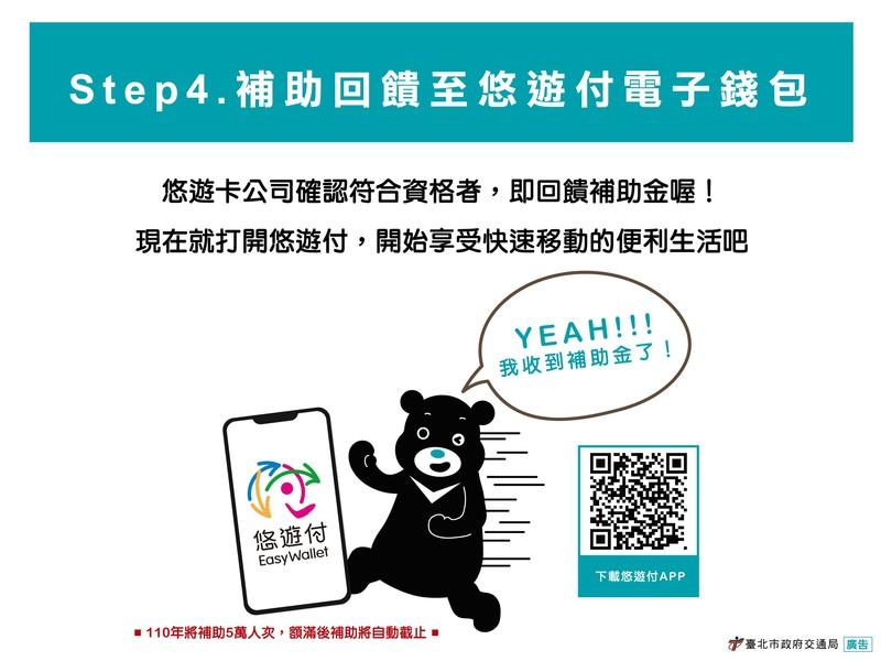 定期票+共享機車優惠懶人包 《GoShare》《iRent》《WeMo》一次看 台北市民再享每月200元補助
