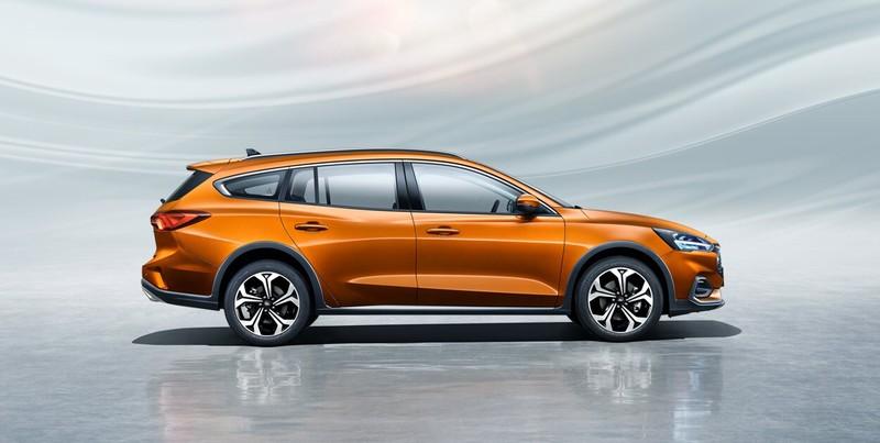 四門房車 銷售占比僅剩4%(一)《Ford Focus 4D》換成《運動型越野旅行車》你同意嗎?