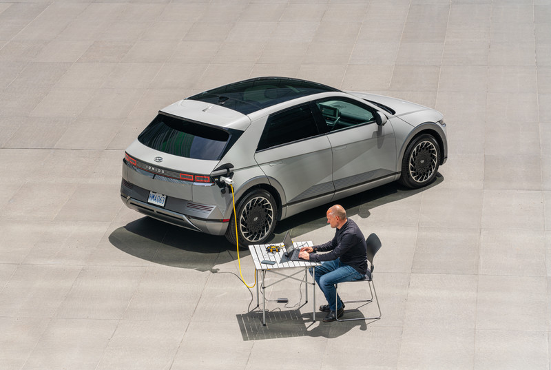 充5分鐘可開約100公里《Hyundai Ioniq 5》充電時間與《Porsche Taycan》不相上下! 那在台售價呢?