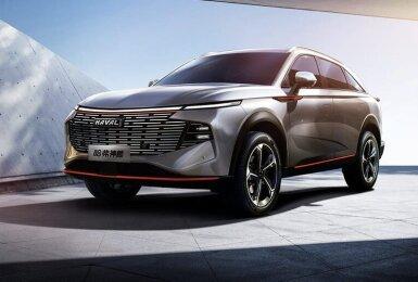 中國又推出一台神車?最新旗艦SUV《哈弗神獸》亮相 從裡到內的大膽設計你喜歡嗎?