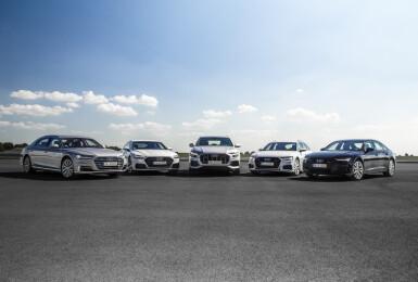 《Audi》全車系預售展開!豪華7人座休旅《Q7》導入雙重動力選擇 《Q3 Sportback》新動力同步入列