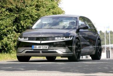 純電性能車《Hyundai Ioniq 5 N》雙馬達四驅設定 零百加速有望勝過《Porsche Taycan 4S》