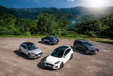 《Ford》宣布21.5年式《Kuga》早鳥優惠加碼延長 再享5年原廠保固