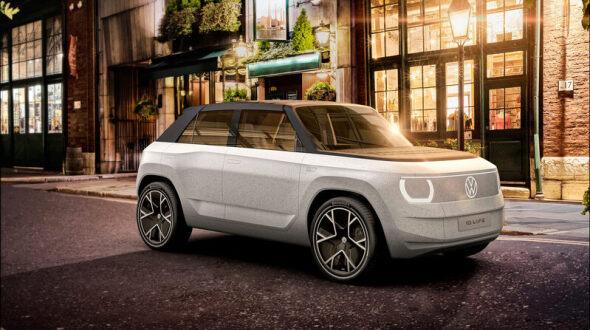 不到70萬的福斯電動車是它《Volkswagen ID.Life》 不過要等到2025年才會量產