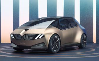 《BMW》再次突破設計框架!《i Vision Circular》概念車顛覆你對未來的認知