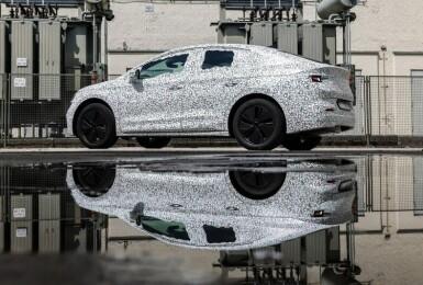續航里程535公里《Skoda Enyaq Coupe iV》純電跑旅明年問世