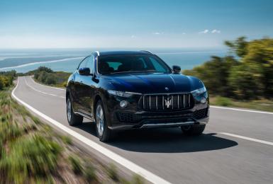限量10台399萬起 《Maserati Levante》推Elite+特仕車升級近30萬配備