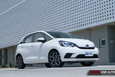 第四代大改款《Honda Fit》正式上市!汽油版降2萬 / 油電版年底報到 4大舒適體驗設計一次看