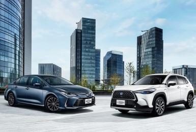 22年式《Toyota Corolla Altis/Corolla Cross》正式展售!升級標配TSS 2.0智動駕駛輔助系統 安全科技更進化
