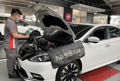 《Nissan》提醒車主注意《璨樹颱風》動態|提供救援協助與優惠維修