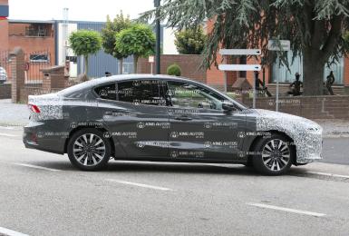 小改款《Ford Focus》房車首次曝光 動力配置沿用 車內布局值得期待
