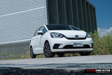 新世代《Honda Fit》汽油版試駕︱國產小車的勇敢蛻變