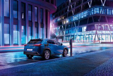 新年式《Lexus UX》重新編成 29日發表純電車《UX 300e》 恐取消F Sport車款 油電車款輸出微調