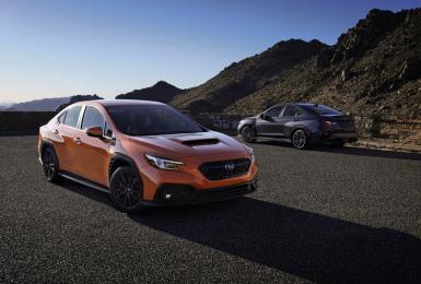 比以前更兇?《Subaru》終於發表新世代《WRX》 首度搭載2.4渦輪引擎+SGP底盤+電子懸吊