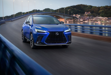 《Lexus NX》《Toyota Land Cruiser》晶片荒與疫情導致供不應求 海外市場候車期恐長達四年