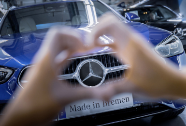 不再以量取勝《M-Benz》《BMW》將限制產能來維持高車價