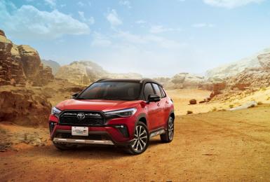 售價87.5萬元起!《Toyota Corolla Cross GR Sport》國內正式販售 更有型、更安全、更好開,更吸引你了嗎?