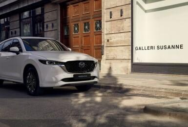 新增越野模式 主動安全升級 歐美推出小改款《Mazda CX-5》
