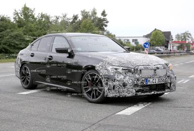 因應排放法規 小改款《BMW 3 Series》恐取消直六引擎