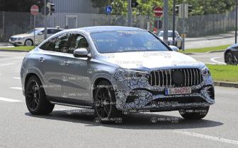 小改款《Mercedes-Benz GLE Coupe》動力系統擬全面輕油電化 預計明年發表