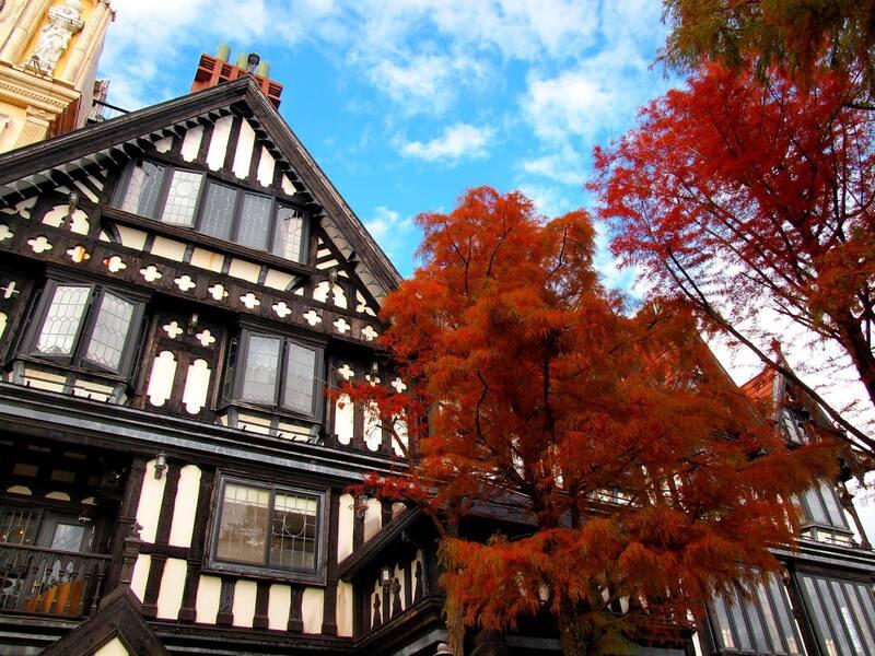 秋天到《奧萬大》賞楓攻略全公開 入住清境老英格蘭、合歡觀日出、到武界走訪深山「楓」景