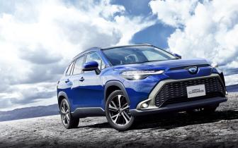 日規比較香?《Toyota》在日本推出《Corolla Cross》一樣可選1.8汽油或油電動力