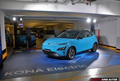 《Hyundai Kona EV300》試駕報導|親民的純電小跑旅 動力瞬間湧出不容小覷