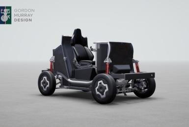 續航力224km、400kg以下、低成本《Gordon Murray Design》都會微型電動車 很快就會量產