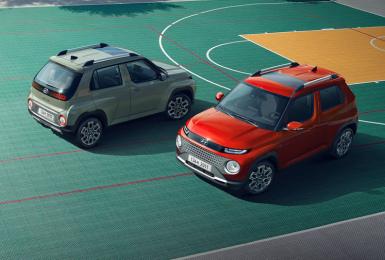 接替i10剛剛好?《Hyundai》全新跨界小車《Casper》入手價不到40萬、韓國一上市賣翻天