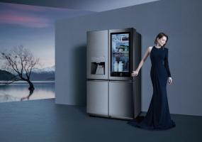 品牌大使《徐若瑄》詮釋生活藝術《LG SIGNATURE》的經典工藝