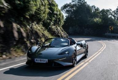 全球僅149輛《McLaren Elva》前擋車款抵台 即日起至9/26台北展間獨家展出