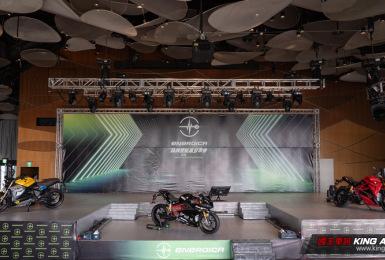 售價126.8萬元起!義大利電動重機《Energica》正式登台 三款車型亮眼外型、優異性能一次看