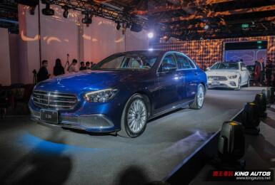 2021年9月《豪華進口車款》銷售排行|總銷量成長《Mercedes-Benz》重返銷售寶座