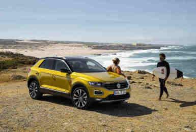 《Volkswagen》9月銷售再破千輛,休旅車佔近70%!《T-Roc》優惠99.8萬起 舊換新最高補助65,000
