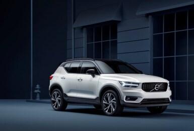 Volvo奪「豪華品牌成長冠軍」|《XC40》成長率高達62% 桂綸鎂、陳柏霖共同演繹《V60》賞車人潮成長128%