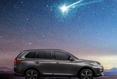 大改款再等等 新年式《Mitsubishi Outlander》縮編 部分車款漲一萬元 新增電子式照後鏡 取消鍍鉻飾條