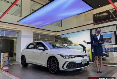 《Volkswagen》新品牌識別正式啟用|全新設計的車輛展示區、獨立選材洽談室,強化雙北地區經銷佈局