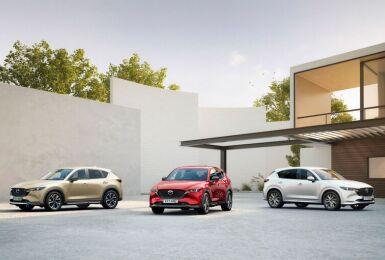 《CX-5》還會繼續賣 《Mazda》宣布將擴大SUV陣容推出CX-50/60/70/80/90共5款車