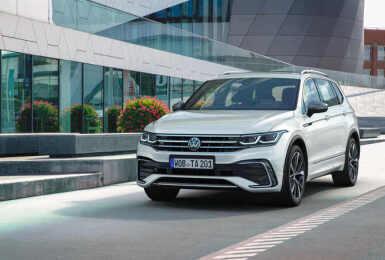 152.8萬元起開始預售!小改款5+2座《Volkswagen Tiguan Allspace》登場 標配矩陣式頭燈、前座加熱座椅