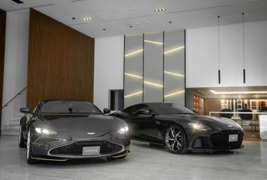 全球限量《Aston Martin》007特仕車抵台 配額售罄|007週邊精品限量特惠中
