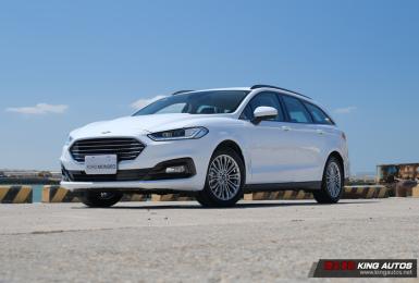 《Ford Mondeo Hybrid Wagon》預售價出爐!110萬買中大型油電旅行車 《Kuga》售價同步降2萬