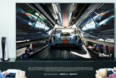 完美對應《PS5》主機 《Sony》發表《BRAVIA XR》系列電視機種