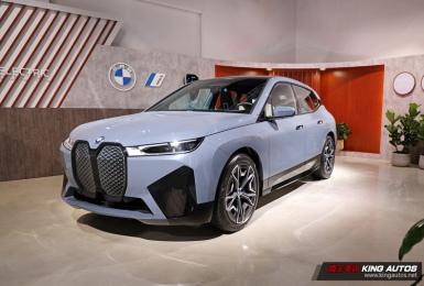 【現場直擊】《BMW》純電休旅《iX》亮點搶先看!316萬起跳、接單已經超過300張