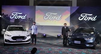 《Ford Mondeo Wagon》正式在台上市:油電版109.9萬元、ST-Line柴油版129.9萬元,舊換新再折5萬元