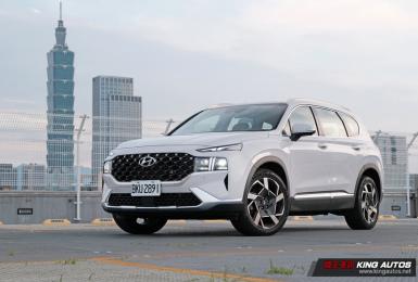 小改款《Hyundai Santa Fe》試駕︱這次真的是給好給滿,還給了渦輪油電黑科技