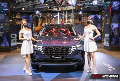 大改款《Hyundai Tucson L》接單價99.9萬元起|首波搭1.6升渦輪引擎 車內空間傲視同級距車款